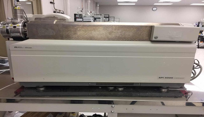 API4000 Triple Quadrupole Mass Spectrometer